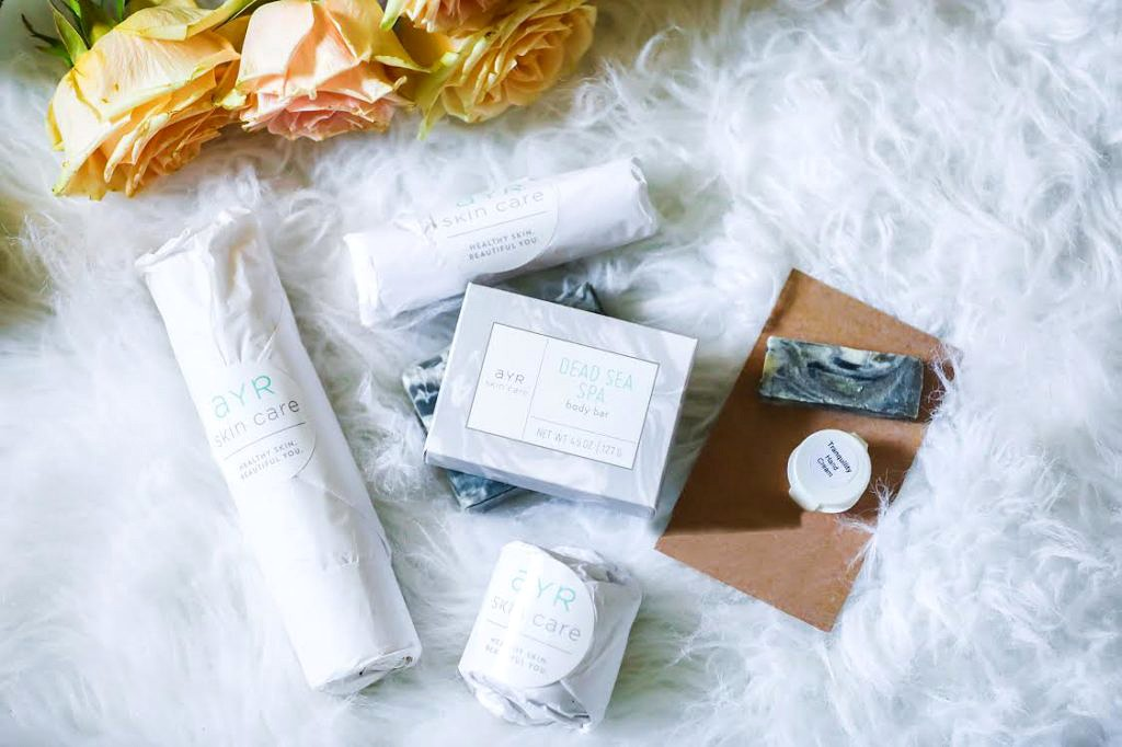 Healthy Skin, Beautiful You with Ayr Skin Care