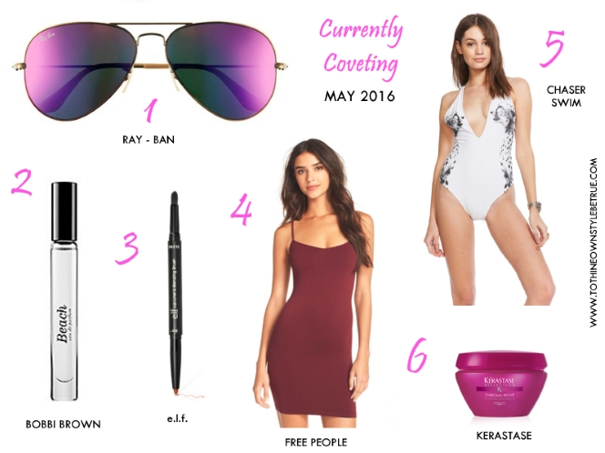 Currently Coveting | May 2016