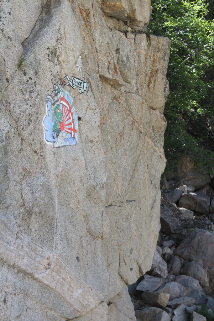 Aztec Falls in Lake Arrowhead, CA | If you see this you know you have arrived.