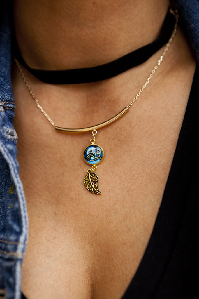 #WhatsYourSign + Zodiac Choker Necklace Blog Giveaway