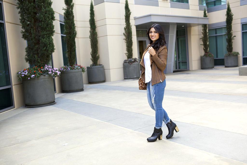 Drape Jacket Style + My Favorite Black Friday Sales