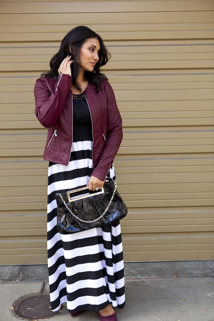 Stripe-Centric Style