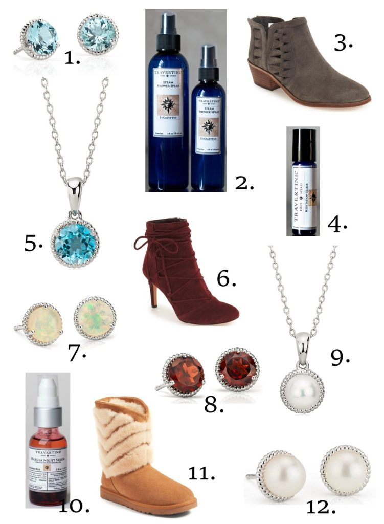 Gift Guide: Gifts for Her
