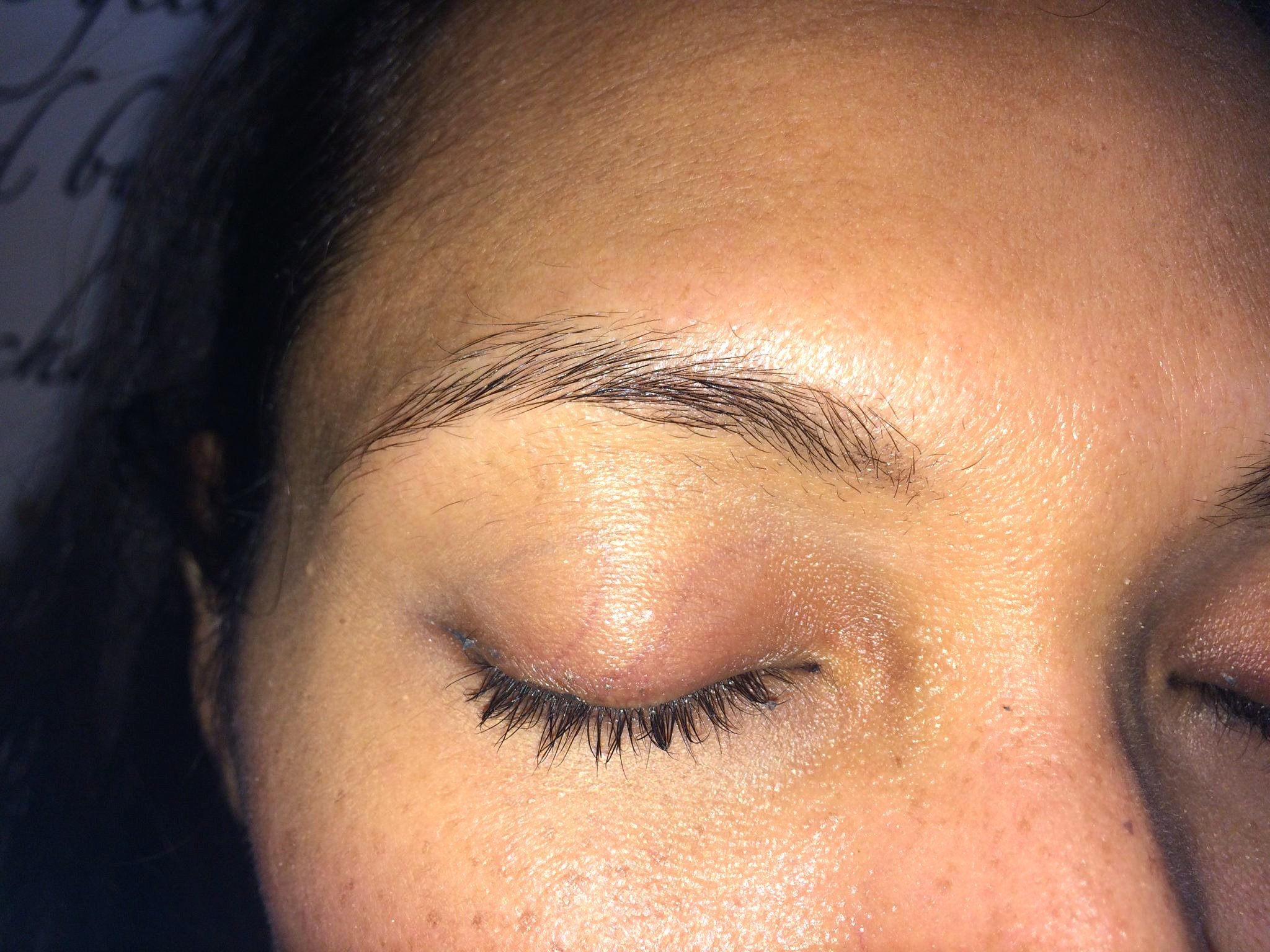 My Eyebrow Embroidery Experience With Flirt 3d Brow Microblading