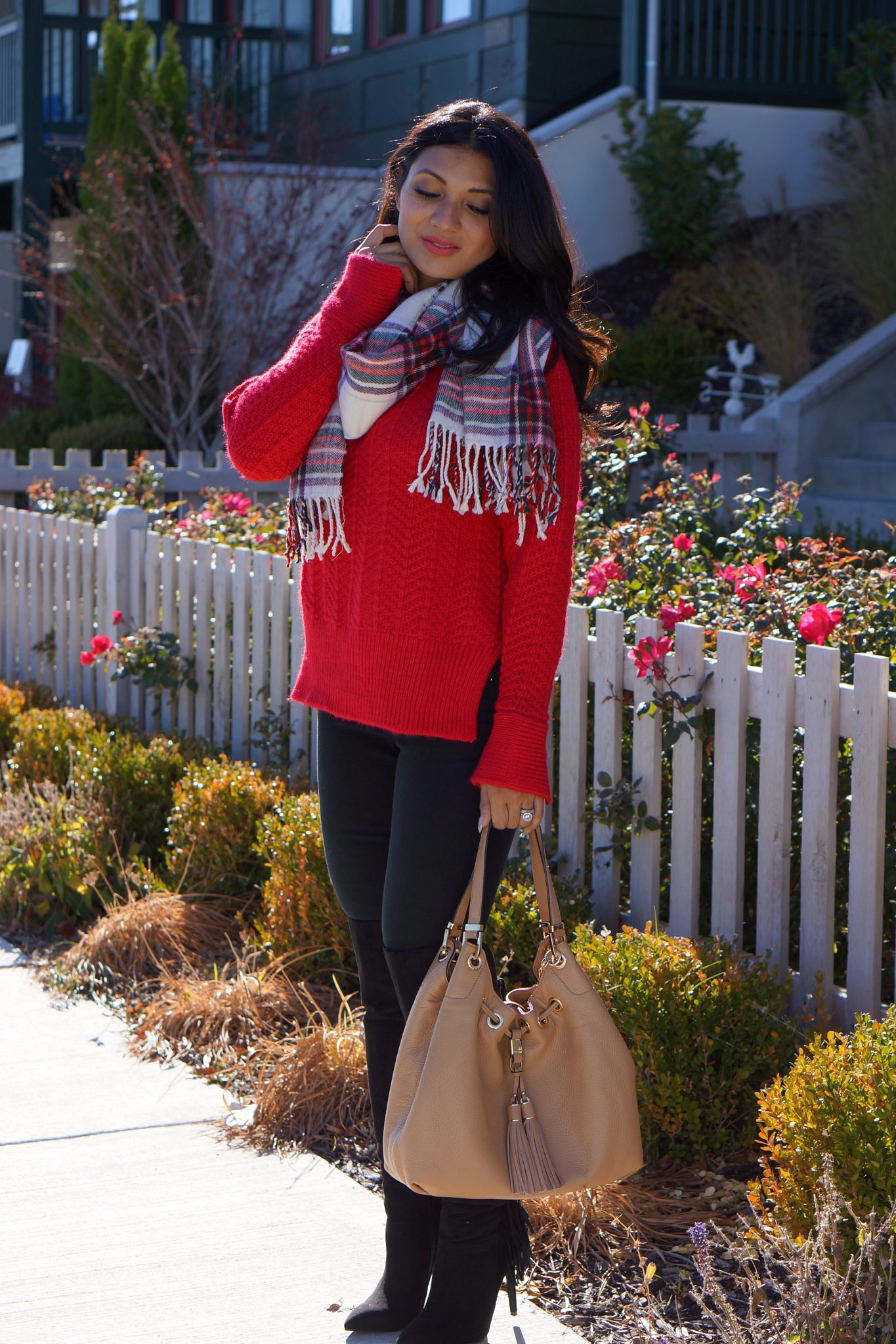 To Thine Own Style Be True   Why You Should Wear Red This Christmas