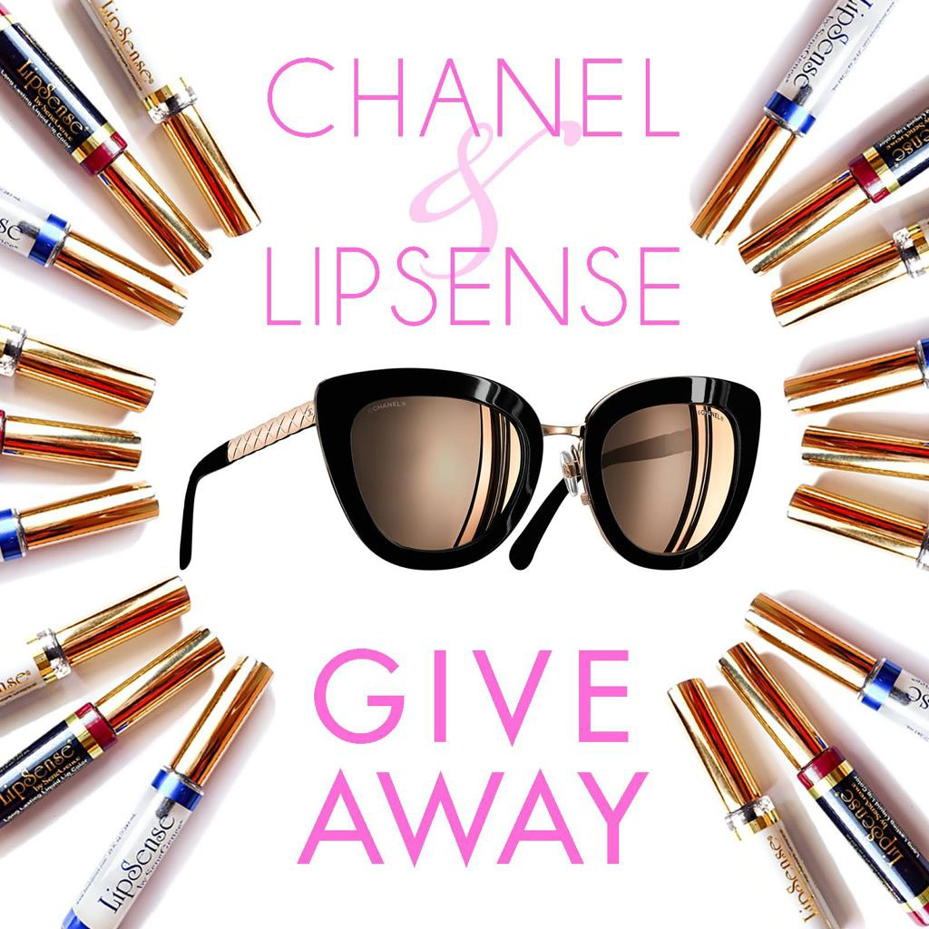 Enter To Win Chanel Sunglasses and LipSense Haul Valued at $915!