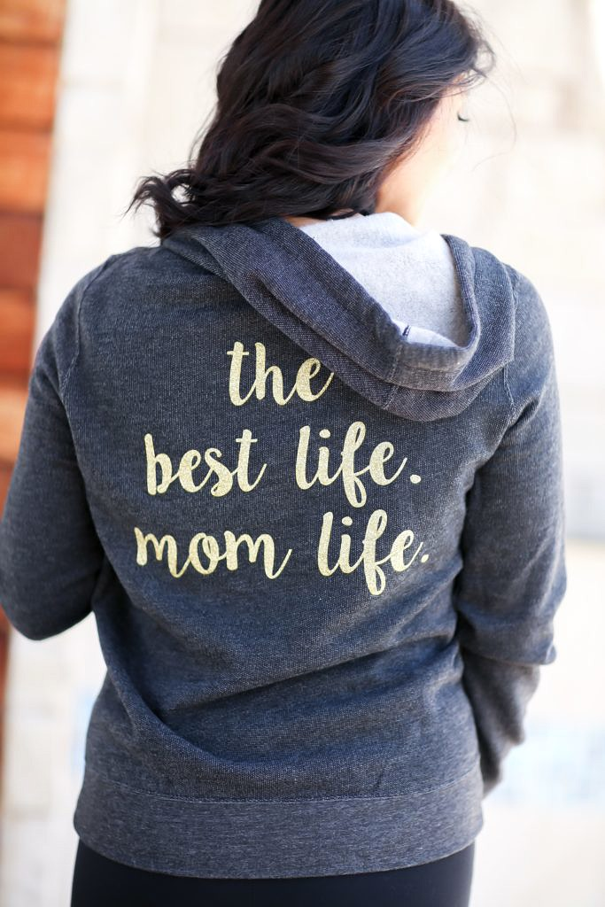 the best life. mom life. with 1108 Boutique