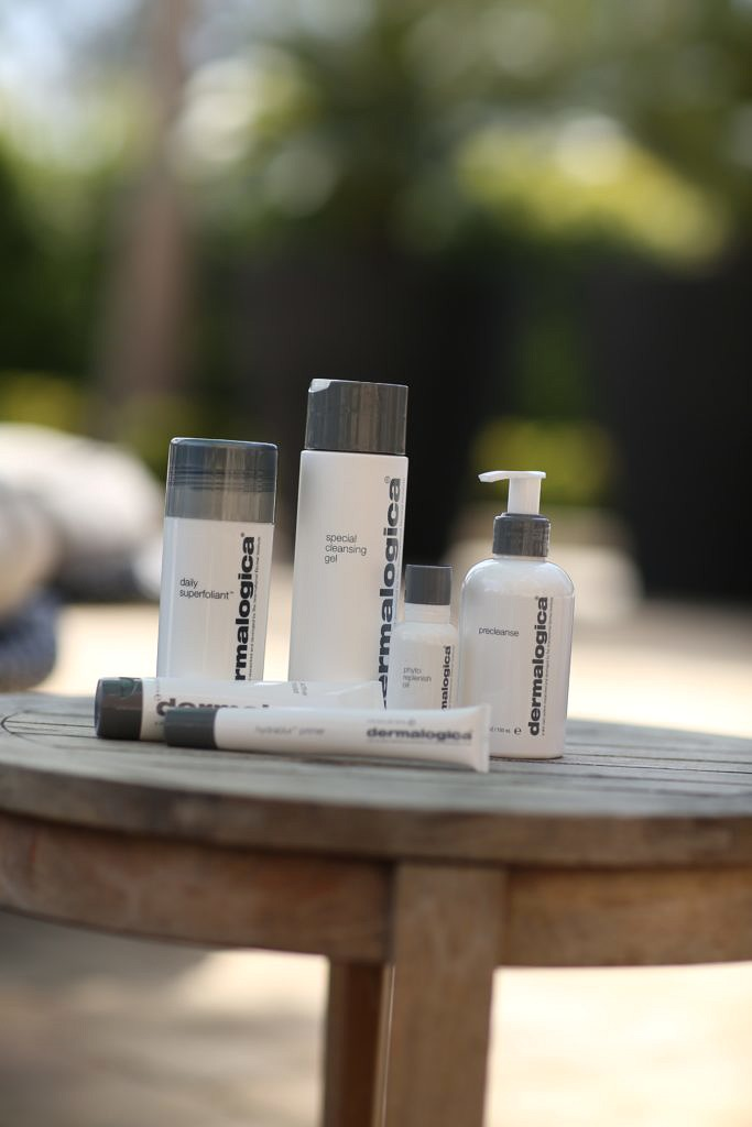 Dewy Skin DIY with Dermalogica