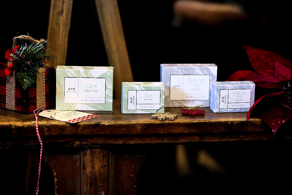 To Thine Own Style Be True | Lifestyle Blog | The Perfect Gift for the Holidays AYR Skin Care Body Bars