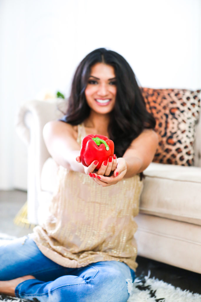 Healthy Home Delivery Meal Kit with One Potato   Lifestyle Blog   To Thine Own Style Be True