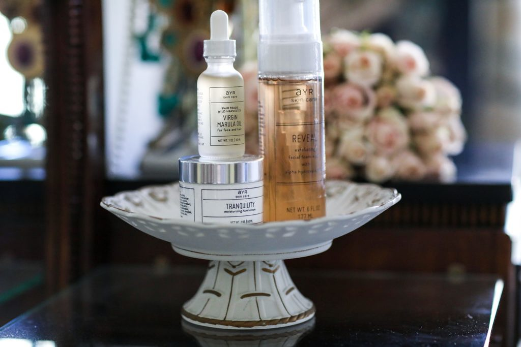 Fashion and Lifestyle Blog | AYR Natural Skincare Line