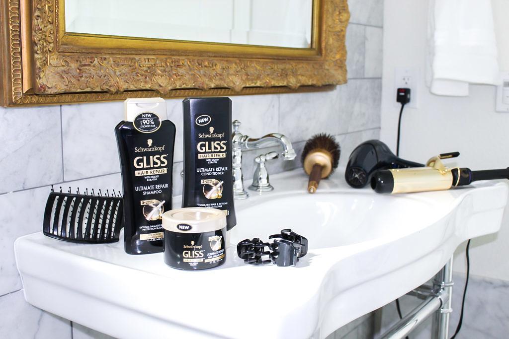 Debbie Savage | Feeling Confident in the New Year | Schwarzkopf GLISS Hair Repair | CVS + Collective Bias