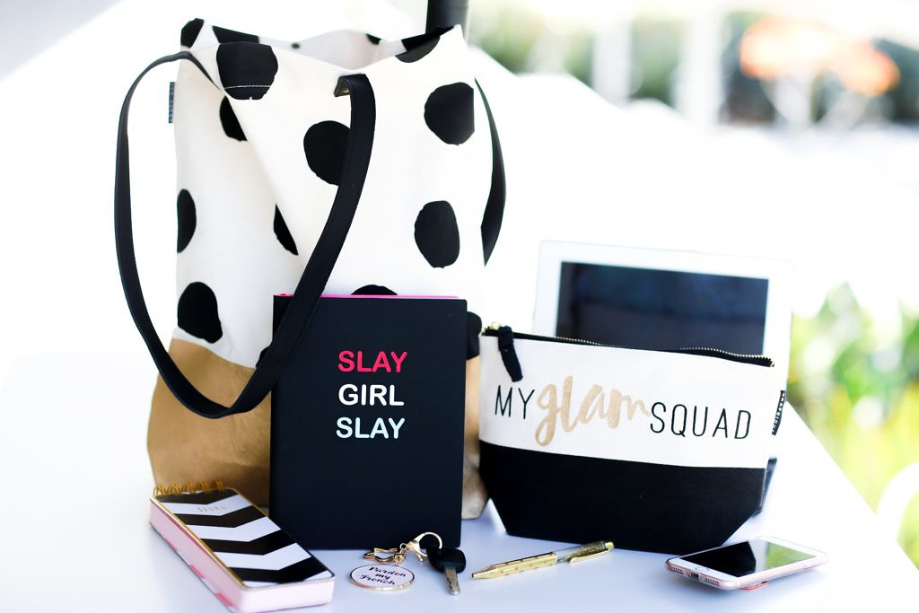 Stationary Gifts For Her With Graphique de France by popular Orange County lifestyle blogger To Thine Own Style Be True