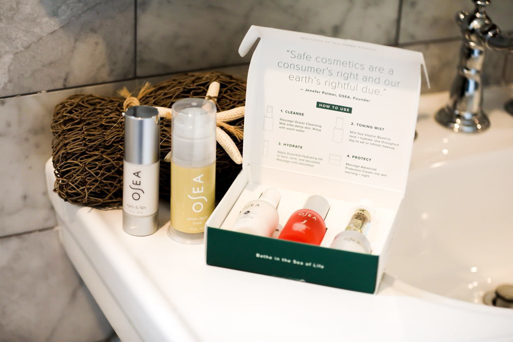 OSEA Malibu: Why Ocean-Inspired Skincare is a Must by popular Orange County lifestyle blogger To Thine Own Style Be True