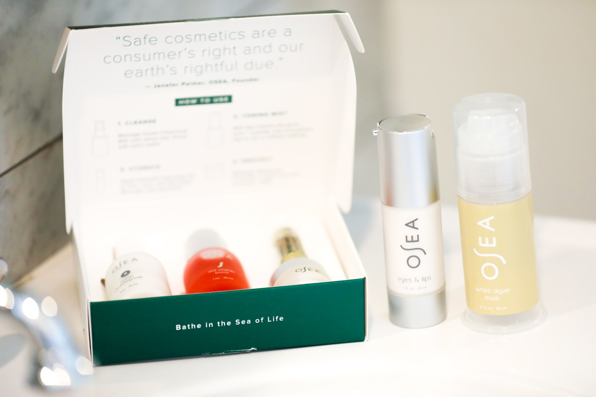 OSEA Malibu: Why Ocean-Inspired Skincare is a Must by popular lifestyle blogger To Thine Own Style Be True