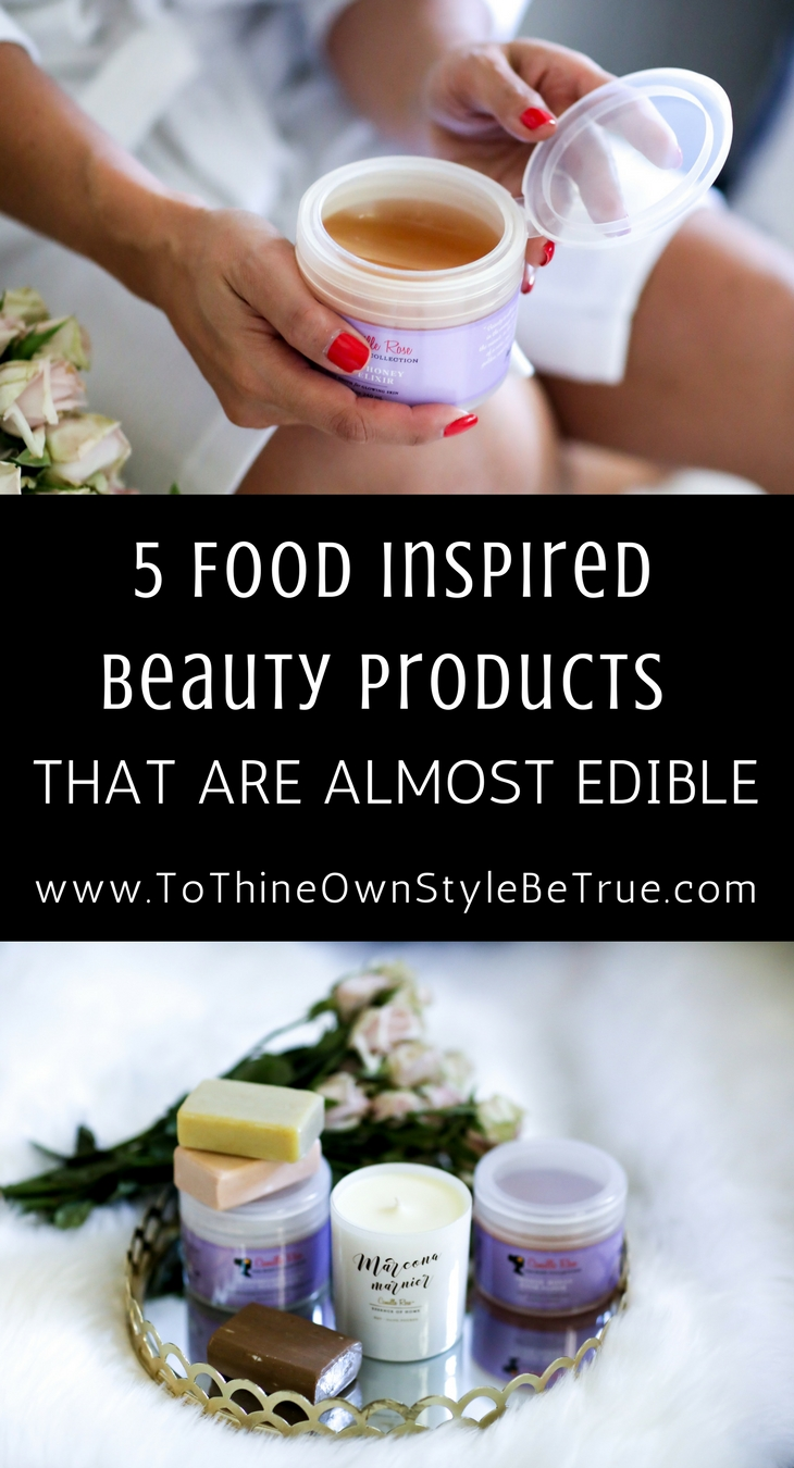 I have tested these delightful food-inspired beauty products that are almost edible by Camille Rose Natural Beauty. Read the review now!