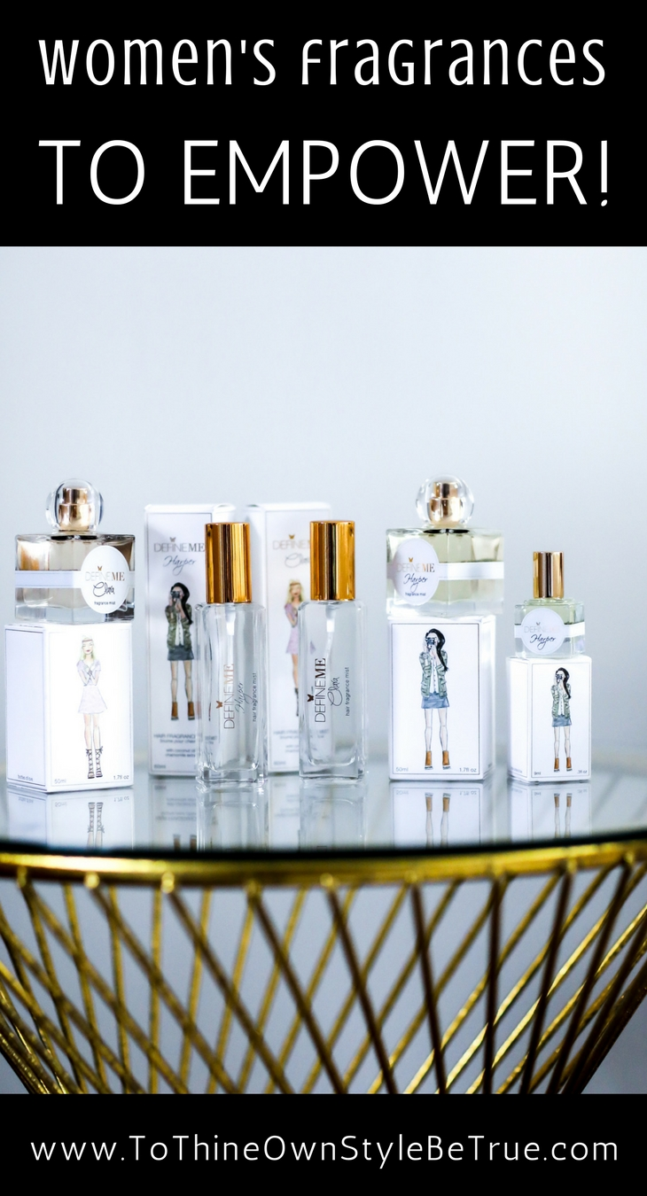 Empower yourself with carefully crafted scents designed to help you move boldly in life with DefineMe women's fragrances! Use coupon code DEBSAVAGE to enjoy 10% your order + a Free Deluxe Sample. Shop now!