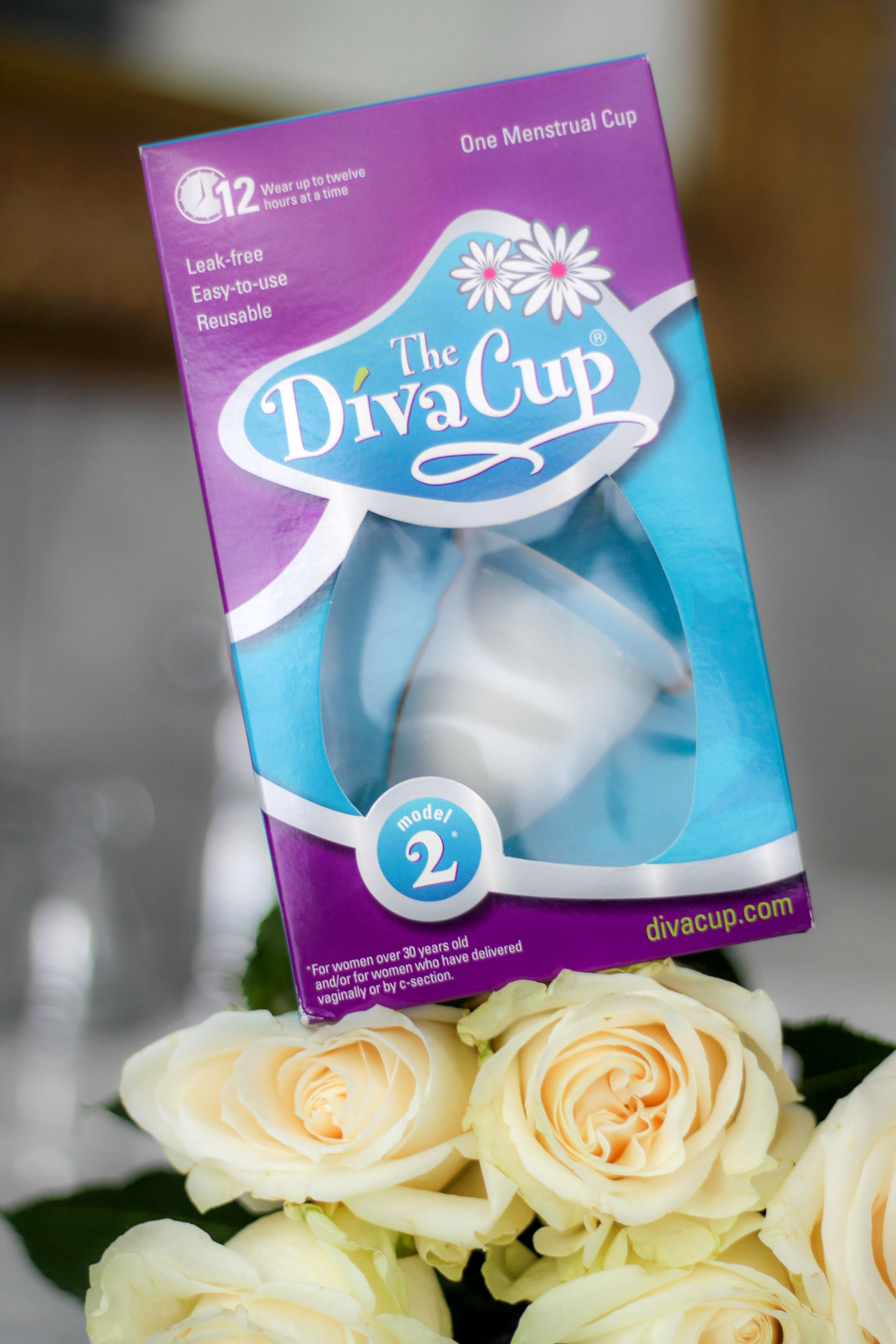 DivaCup: The Benefits of using a Menstrual Cup