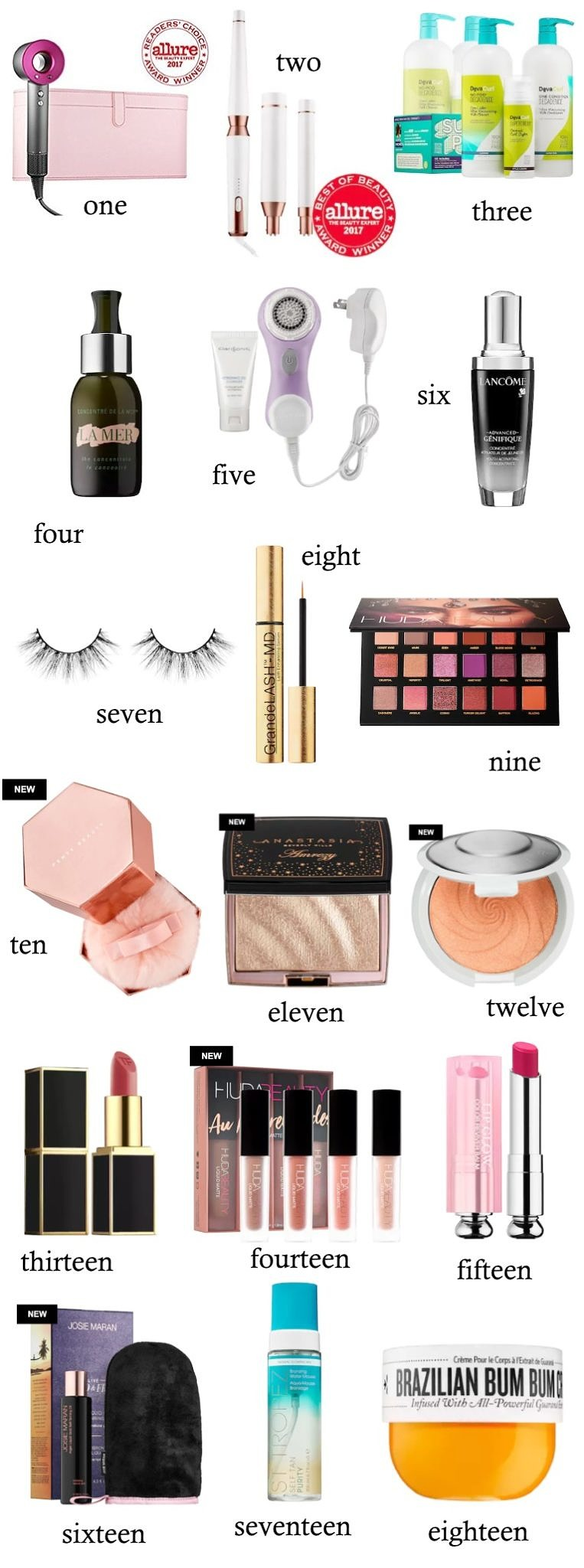 It's Sephora's Spring Bonus Event! Shop your favorite beauty goods all at one place. Make sure to sign as a Beauty Insider to receive exclusive discounts and promotions. Click here to see my curated list of eighteen top beauty products from Sephora that will help you look beautiful from your head down to your toe!