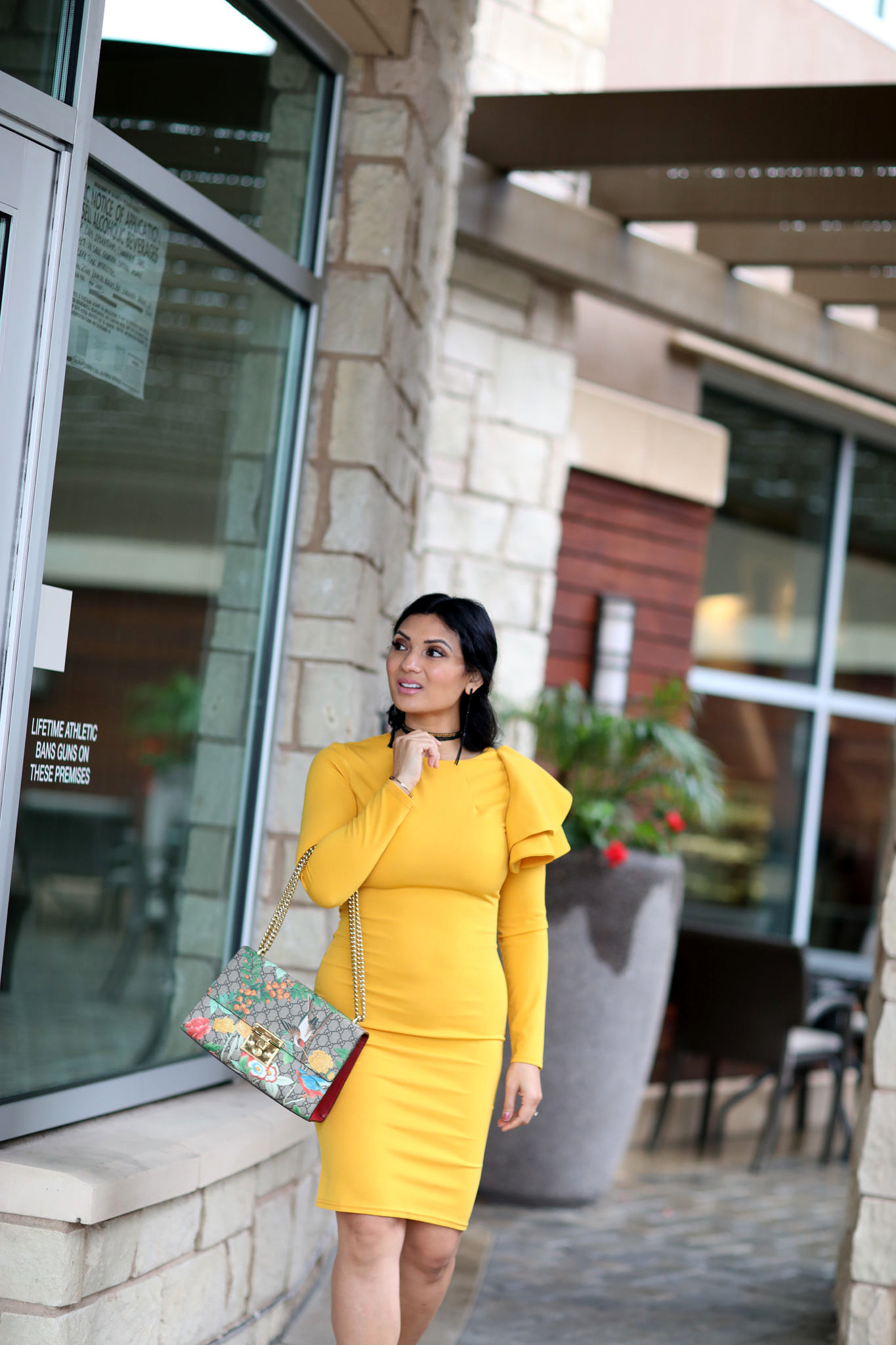 This Spring Wear a Yellow Dress