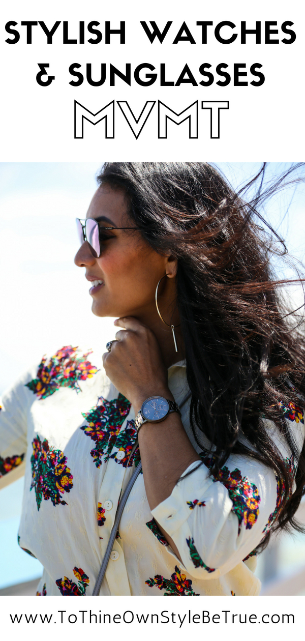 I am thrilled that MVMT captures my adventurous spirit with stylish sunglasses and watch designs to compliment my life and aesthetic. Their large variety of chic sunglasses and watch designs will compliment your lifestyle and your budget. Check out more inspirational images of MVMT here!