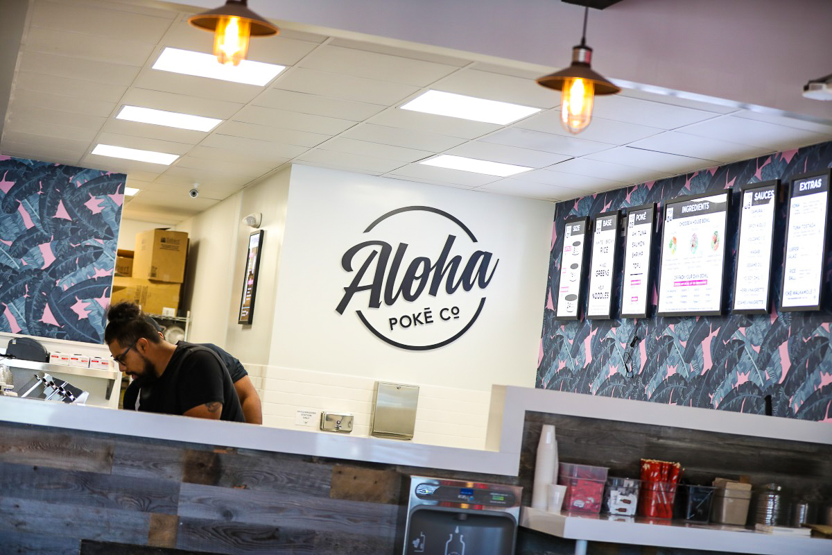 Best Places to Eat in Orange County | Aloha Poke