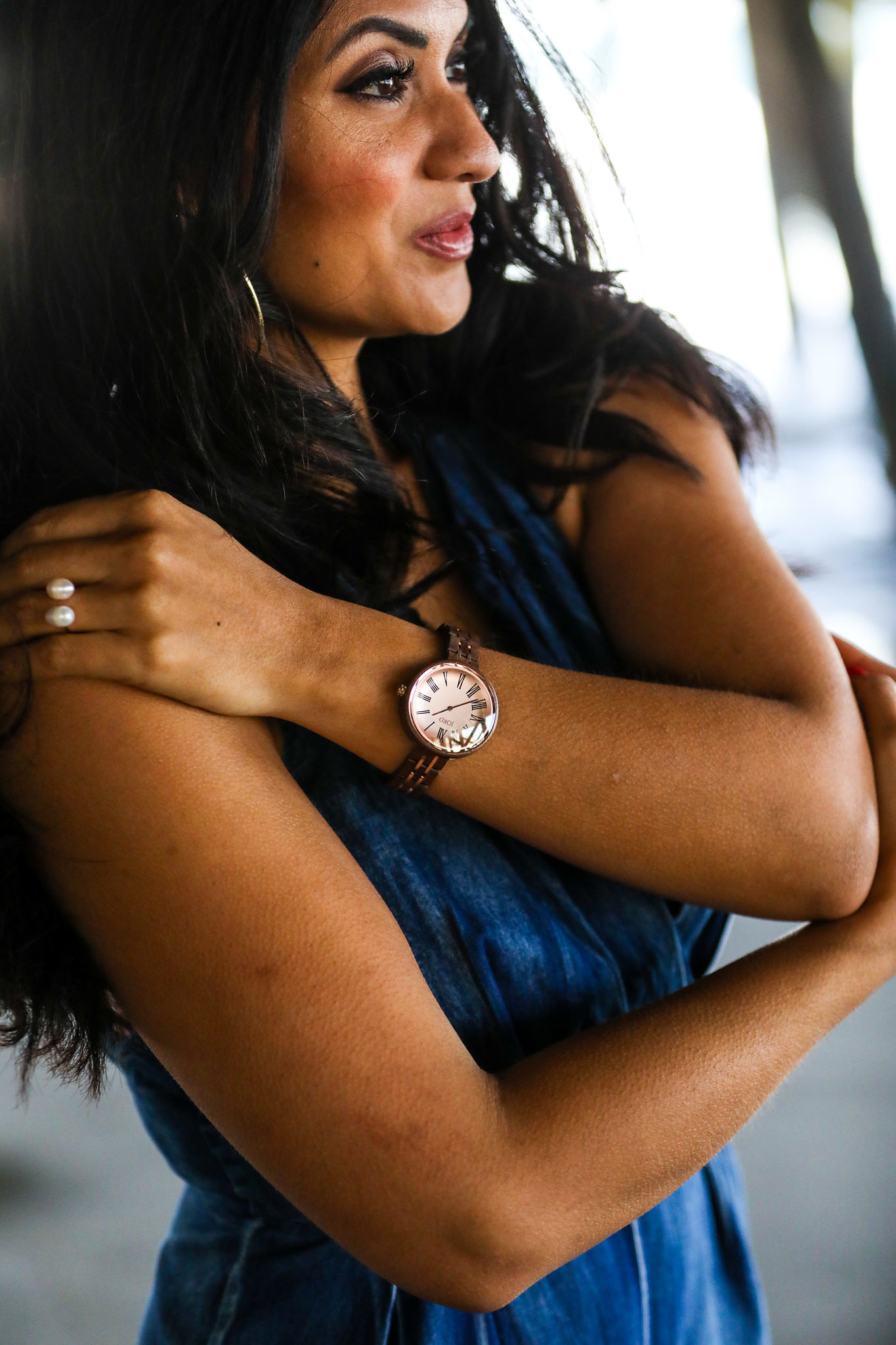 Have you ever tried wooden watches? Orange County Blogger Debbie Savage is sharing her newfound love for wooden watches plus an awesome giveaway!
