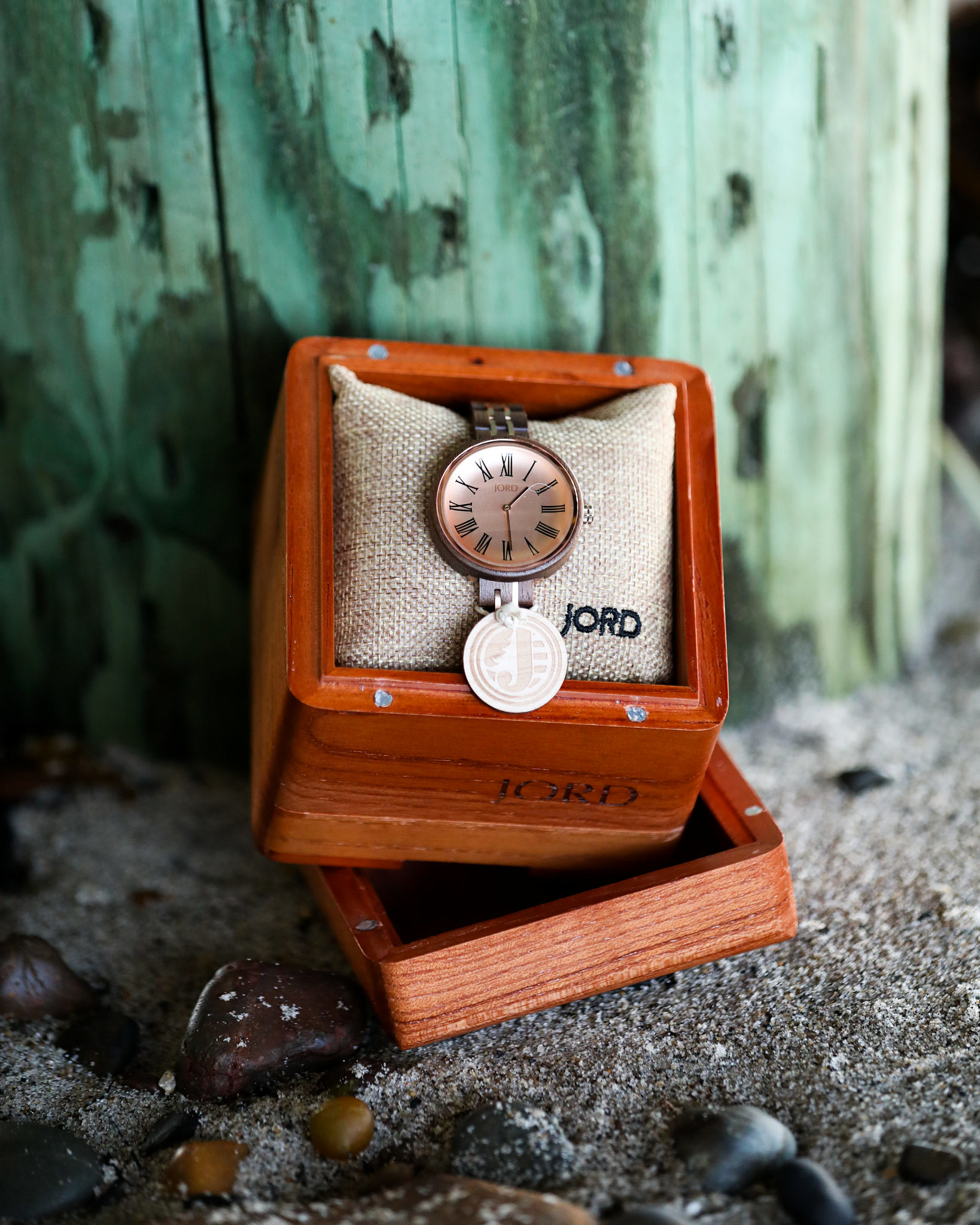 Wooden Watches: A Unique Summer Accessory + Contest Giveaway