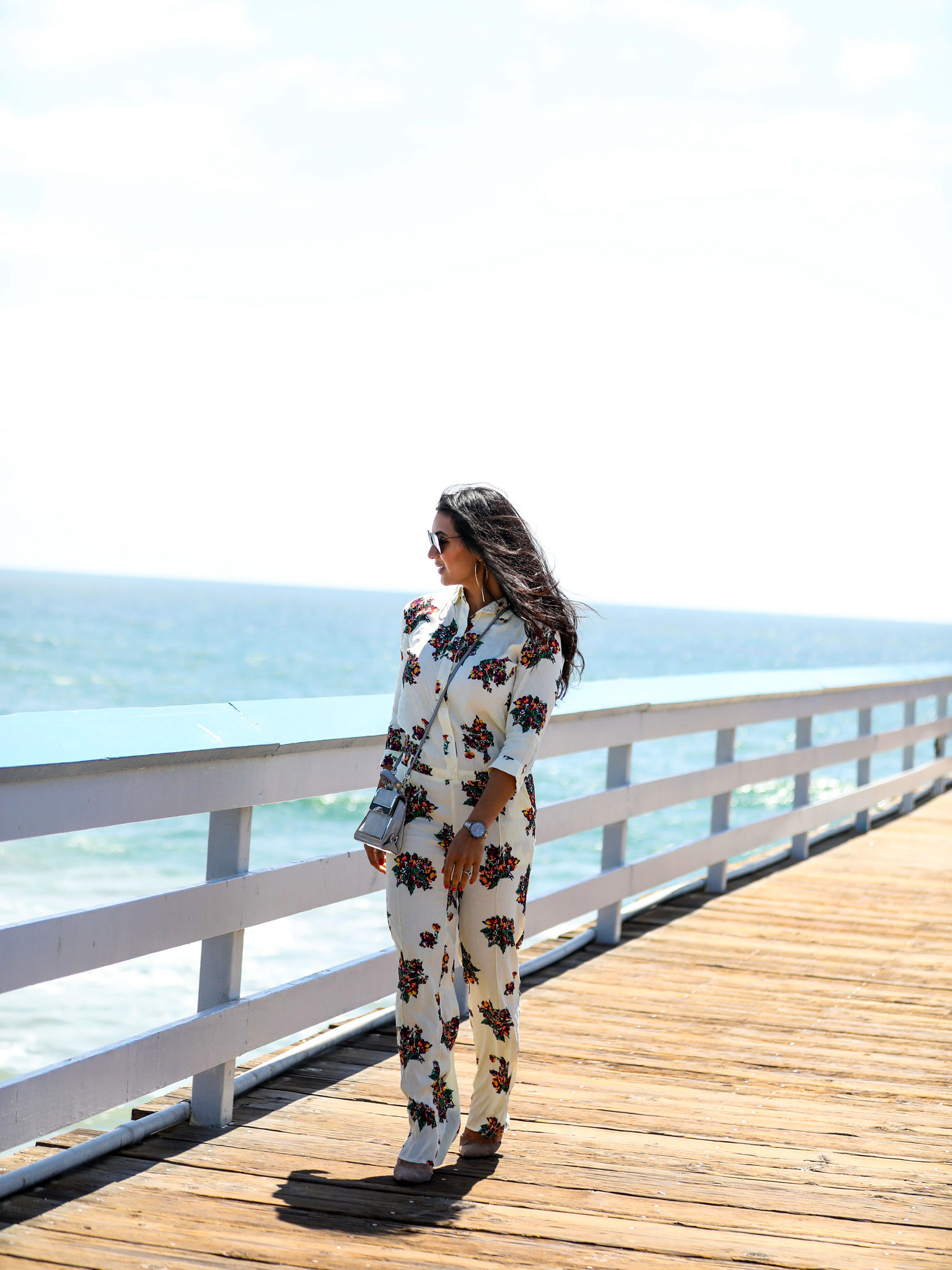 What Exactly is a Jumpsuit? To Thine Own Style Be True | Orange County Fashion Blogger featuring ba&sh Collection.