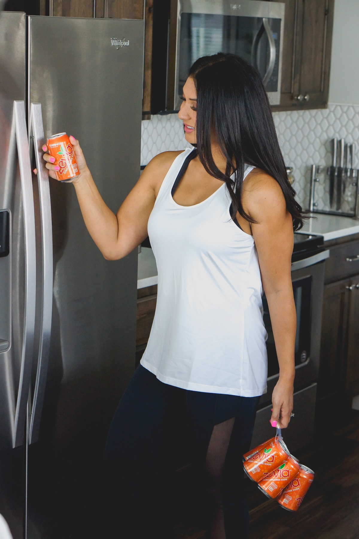 5 Easy Ways to Reduce Sugar in Your Diet + Win a Free 6-Pack of Zevia! | Debbie Savage Orange County Lifestyle Blogger