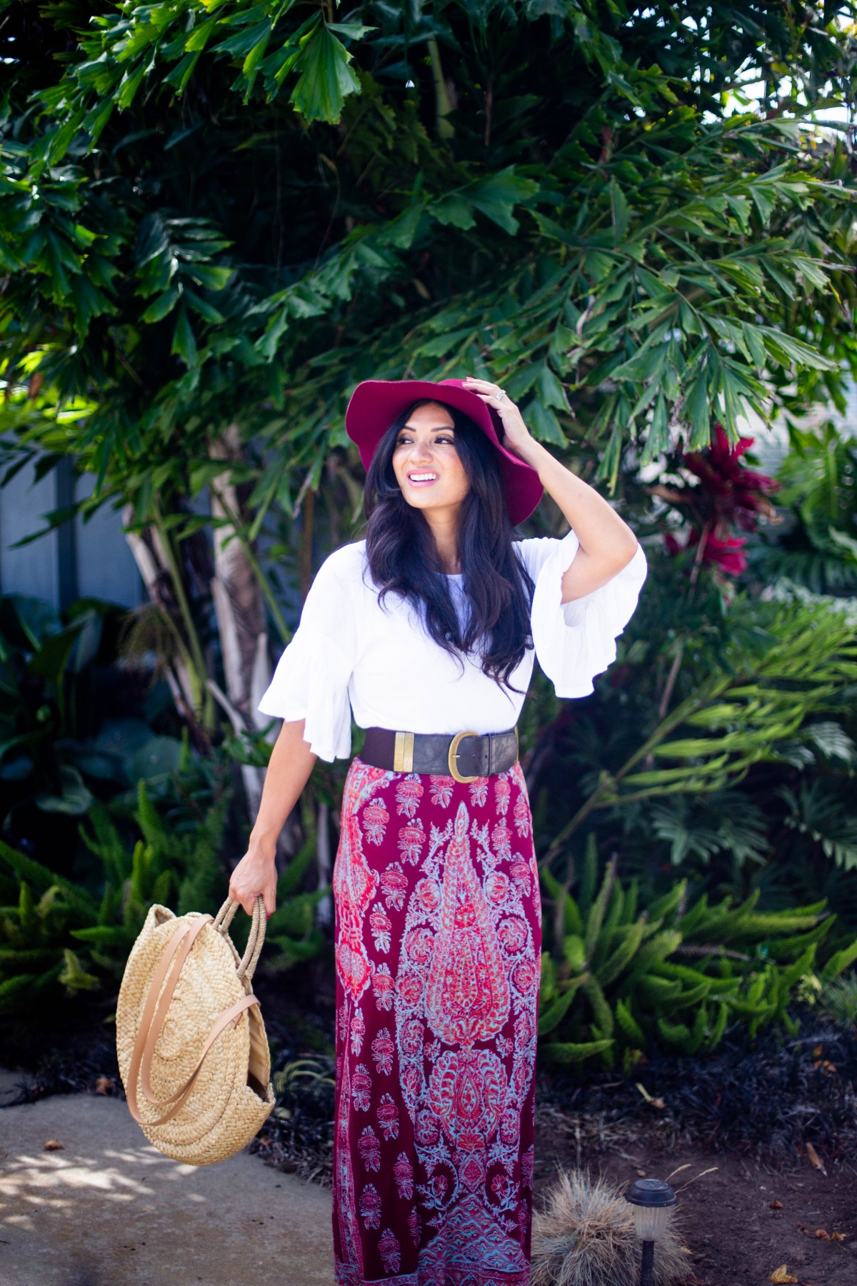 Elements of Boho Chic Style by Debbie Savage Orange County Fashion Blogger of To Thine Own Style Be True