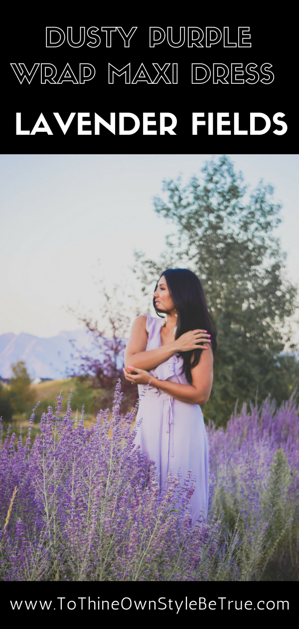Aren't these photos from Utah just magical? I have always wanted to visit a lavender field! The color purple is so beautiful and majestic. It was fun to imagine myself in Paris at their beautiful lavender fields! Though I was not there in real life (Paris, France is on my bucket list) this small but impactful batch of lavender flowers inspired me to continue to dream, work hard, and enjoy all the blessings in life.