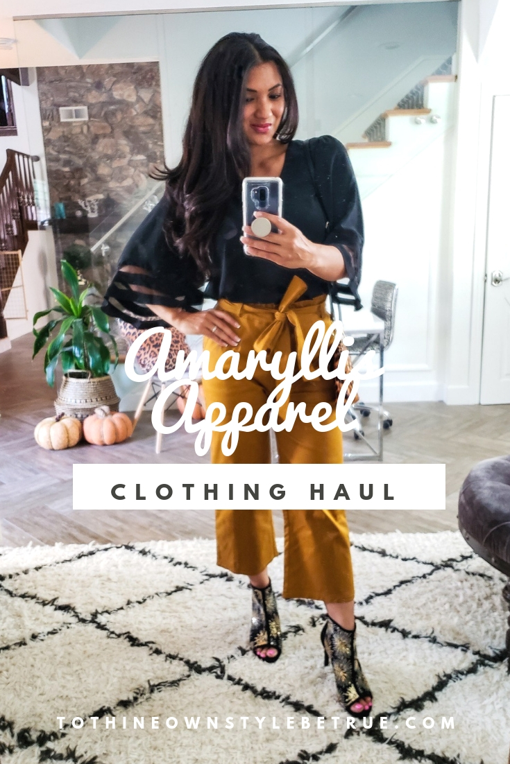 Looking for the perfect clothing? Orange County Blogger Debbie Savage is sharing her current favorite clothing with this Amaryllis Apparel Try-On, click to see it here!