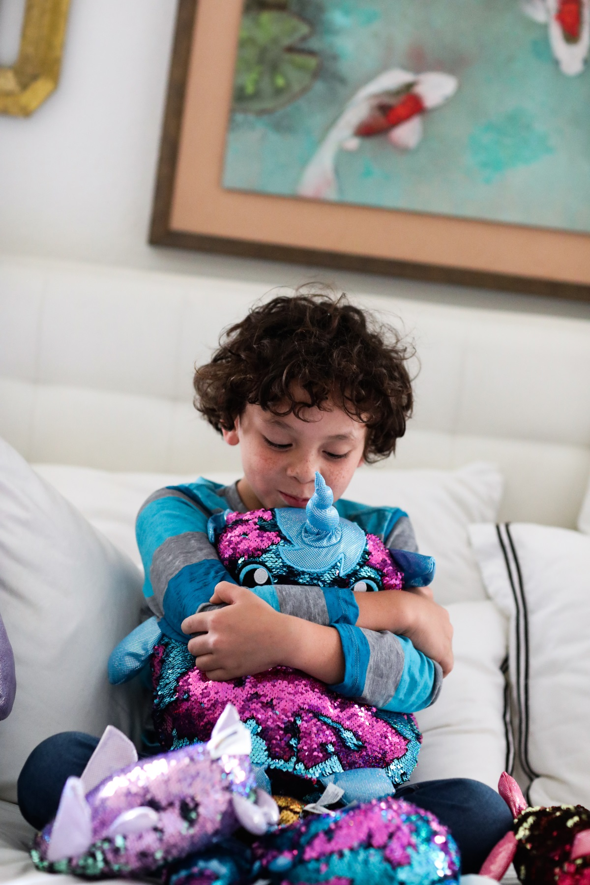 Have you ever wondered if plush toys are important for your children? Orange County Lifestyle blogger Debbie Savage is sharing her thoughts on why plush toys are a must for kids!