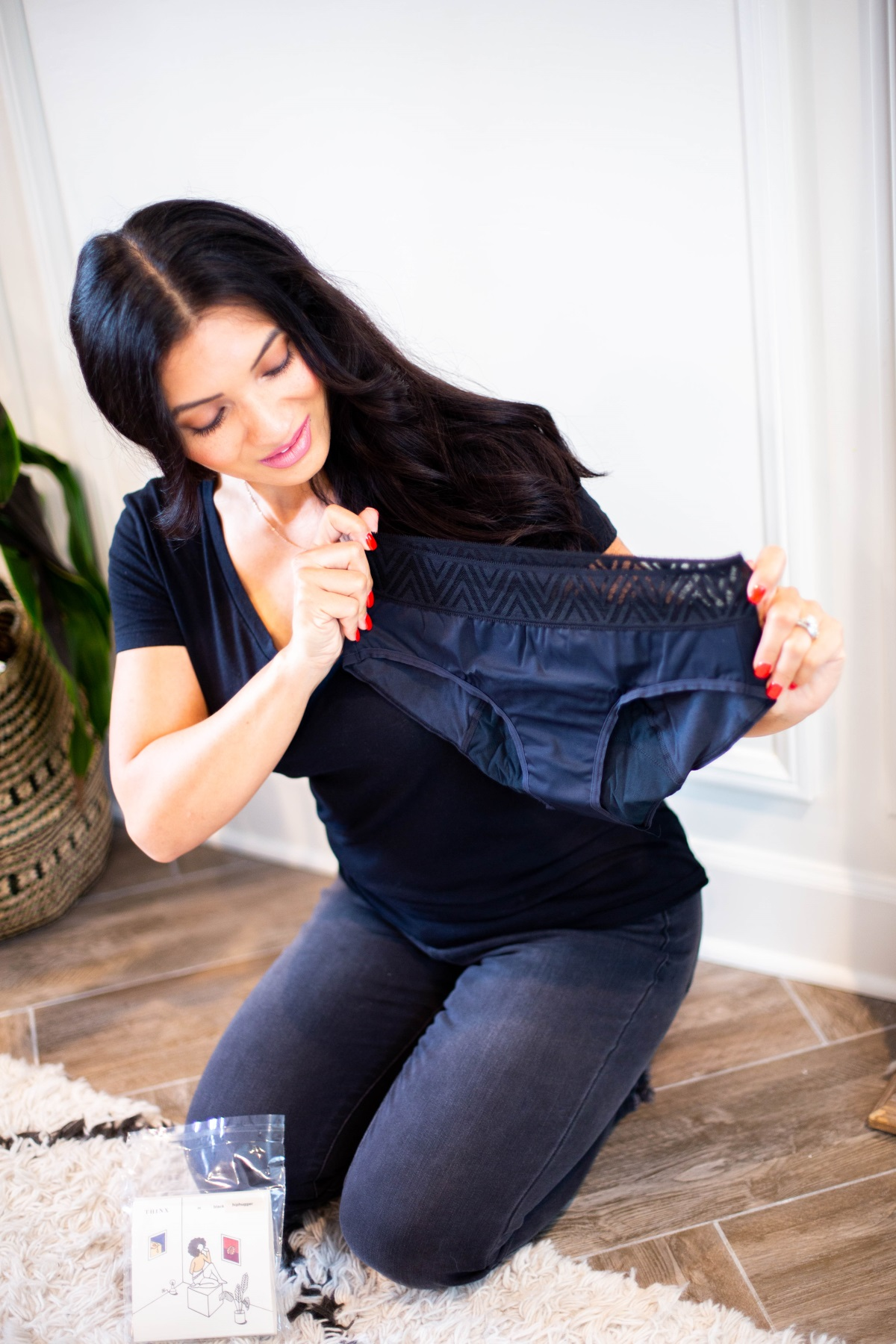 Looking for great period proof underwear regardless of your age? Orange County Blogger Debbie Savage is sharing her favorite period proof underwear!