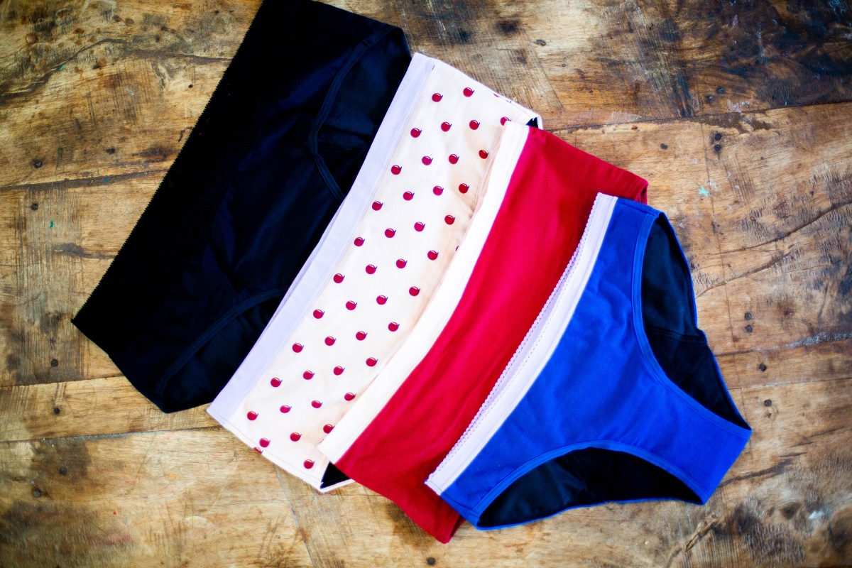 Bookmark this post ASAP for the best period proof underwear you NEED now!