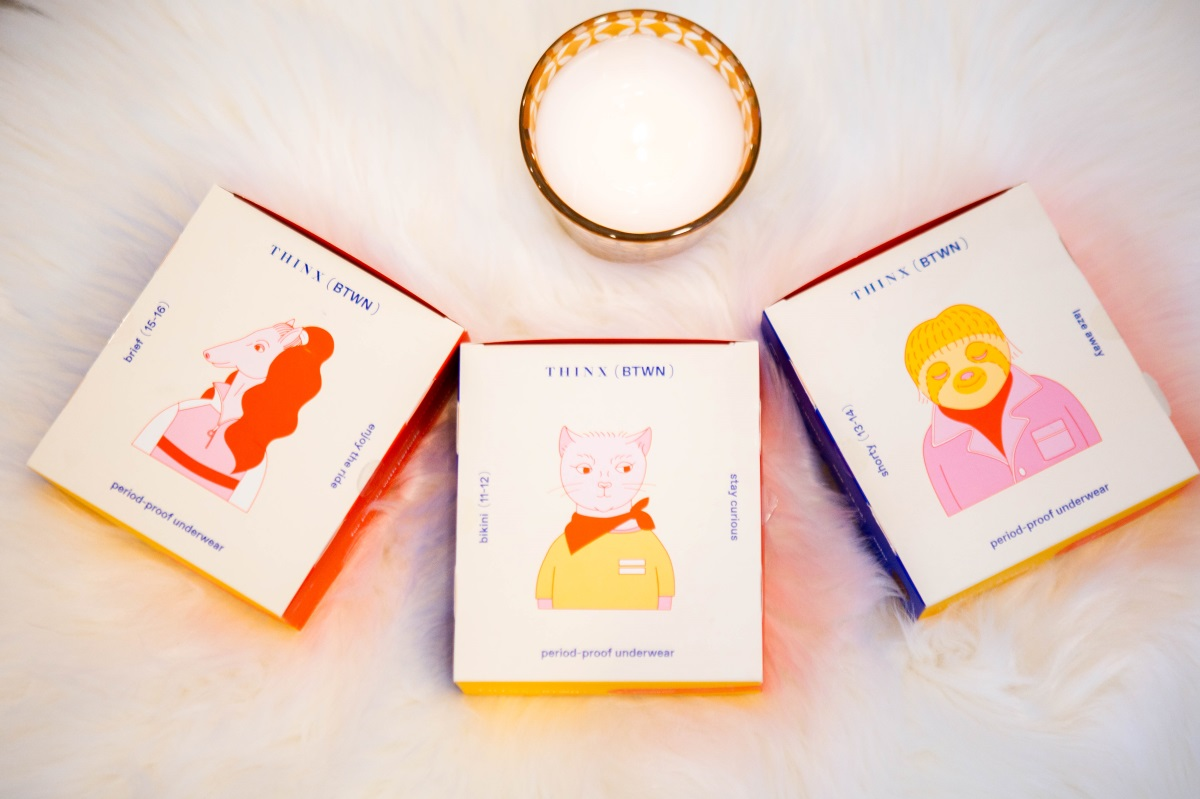 Period Proof Underwear For Young And Old - THINX BTWN