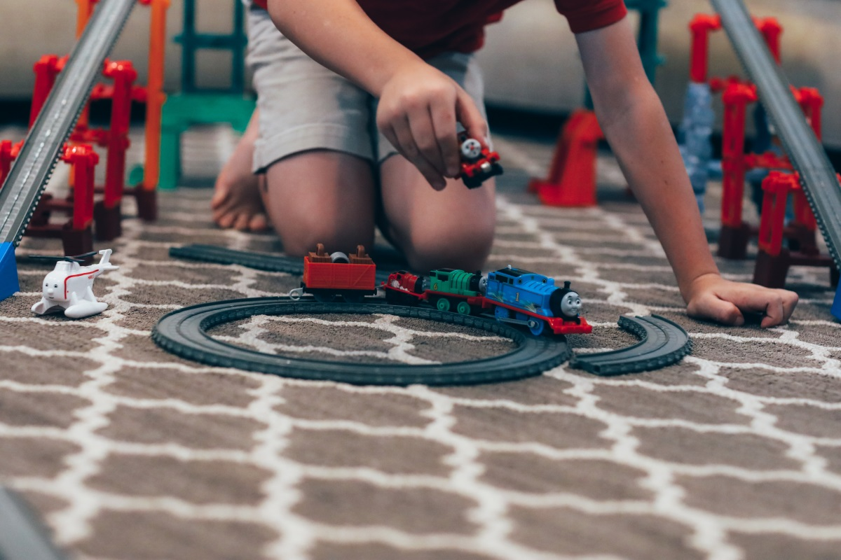Gift-Giving Ideas: Thomas & Friends Super Station at Walmart
