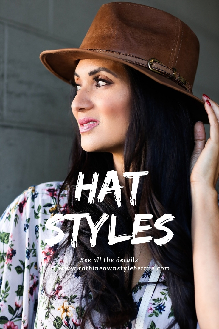 Curious how to style a hat? Orange County Blogger Debbie Savage is sharing her favorite ways to reach for a hat and how to style one effortlessly. Click to see how here!