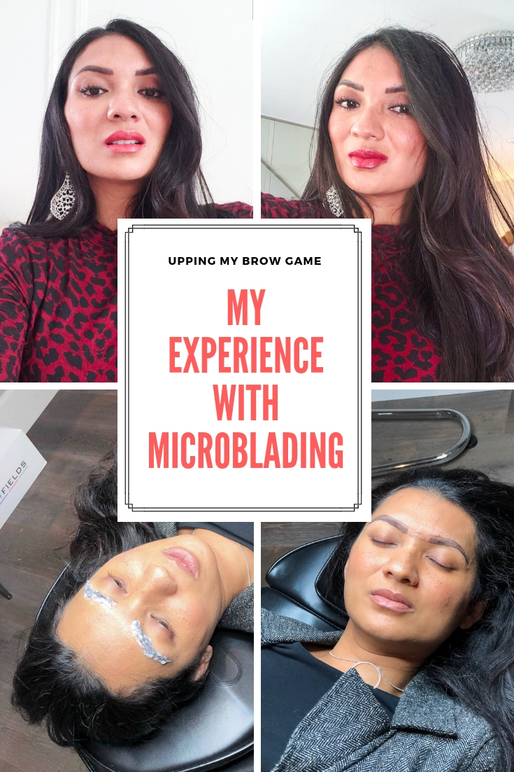 Curious about microbladding? Orange County Style Blogger Debbie Savage is sharing how she is upping her brow game with microbladding.  Click to see her experience here!