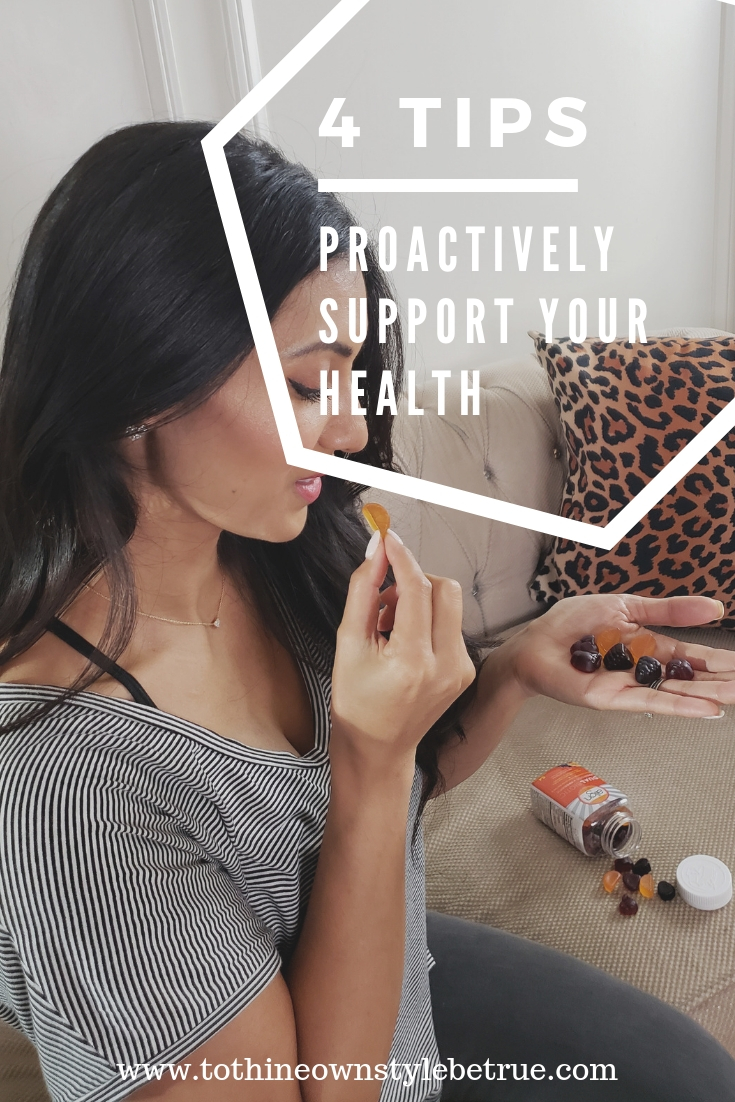 Curious how you can proactively support your health? Orange County Blogger Debbie Savage is sharing her top tips to help keep you healthy in the New Year.