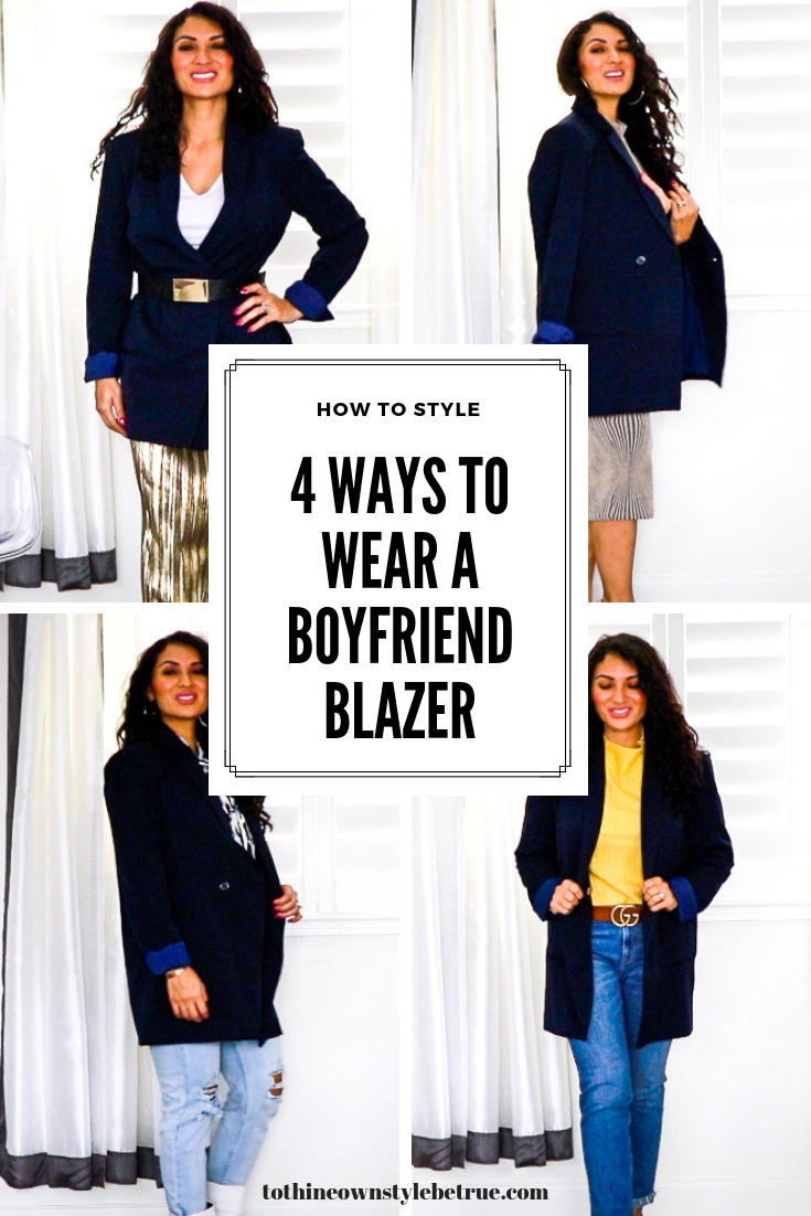 Have you ever wondered how to style a boyfriend blazer? Orange County Blogger Debbie Savage is spilling all her tips to style a boyfriend blazer like a pro. Click to see her tips HERE!