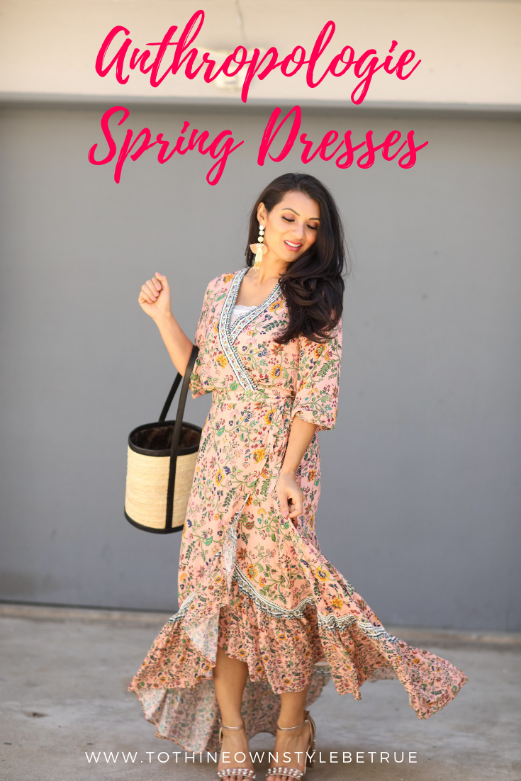 Looking for the perfect spring looks? Orange County Blogger Debbie Savage is sharing her top spring looks with Anthropologie. See them here!