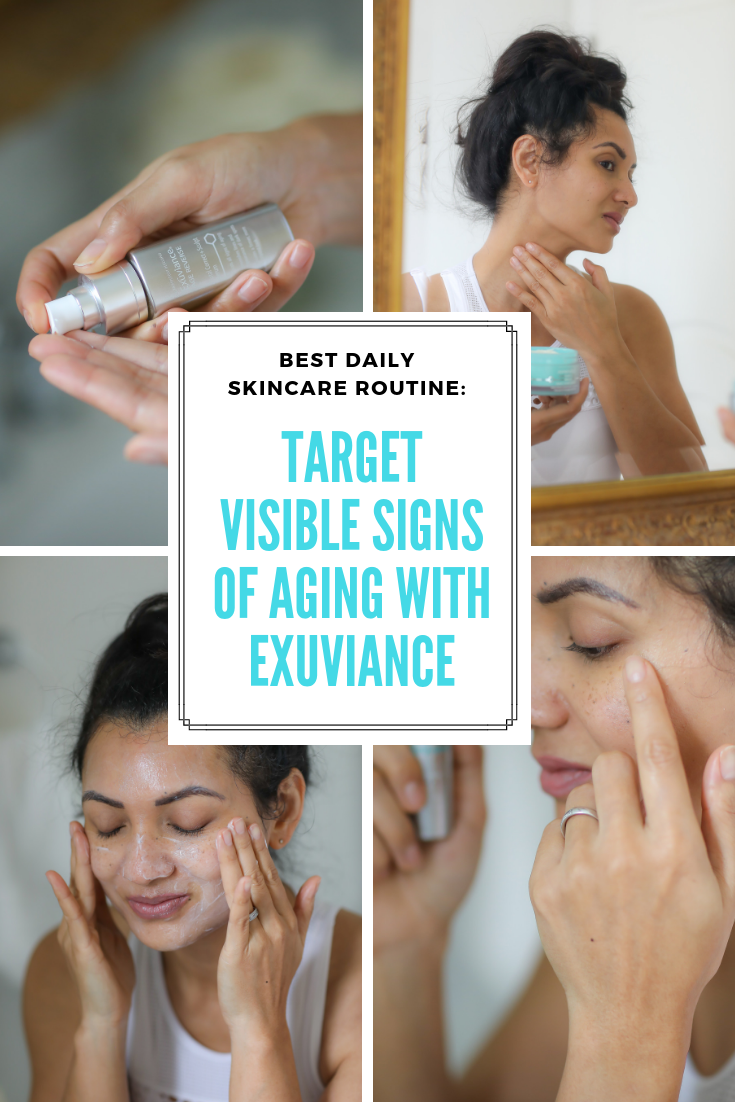 Need a new daily skincare routine? Orange County Blogger Debbie Savage is sharing the best daily skincare routine that everyone can use. Click to see the daily skincare routine here!