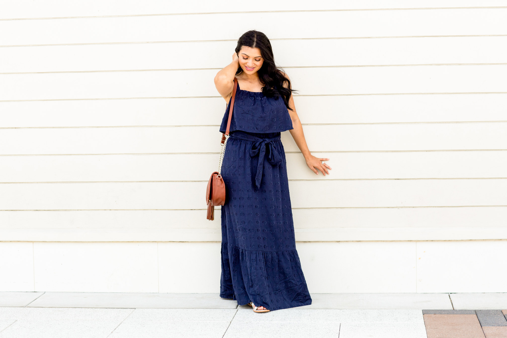 Looking for the perfect summer dress? Orange County Blogger Debbie Savage is sharing the perfect summer dress from 1901 by Nordstrom. Click to see it here!