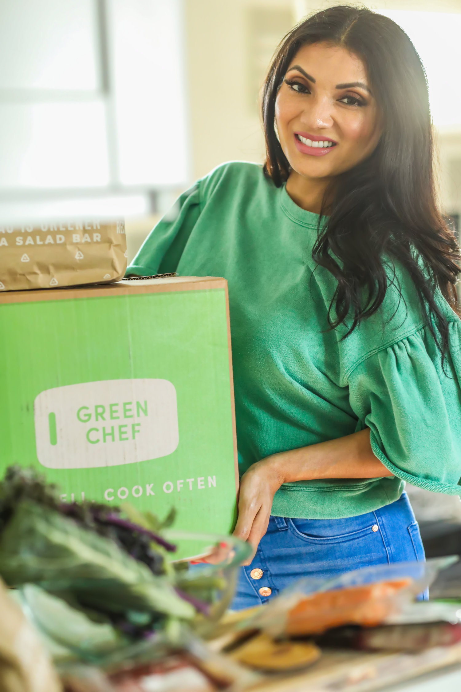 Looking for a delicious and easy meal delivery system? Orange County Blogger Debbie Savage is sharing her favorite service- Green Chef. See it here!
