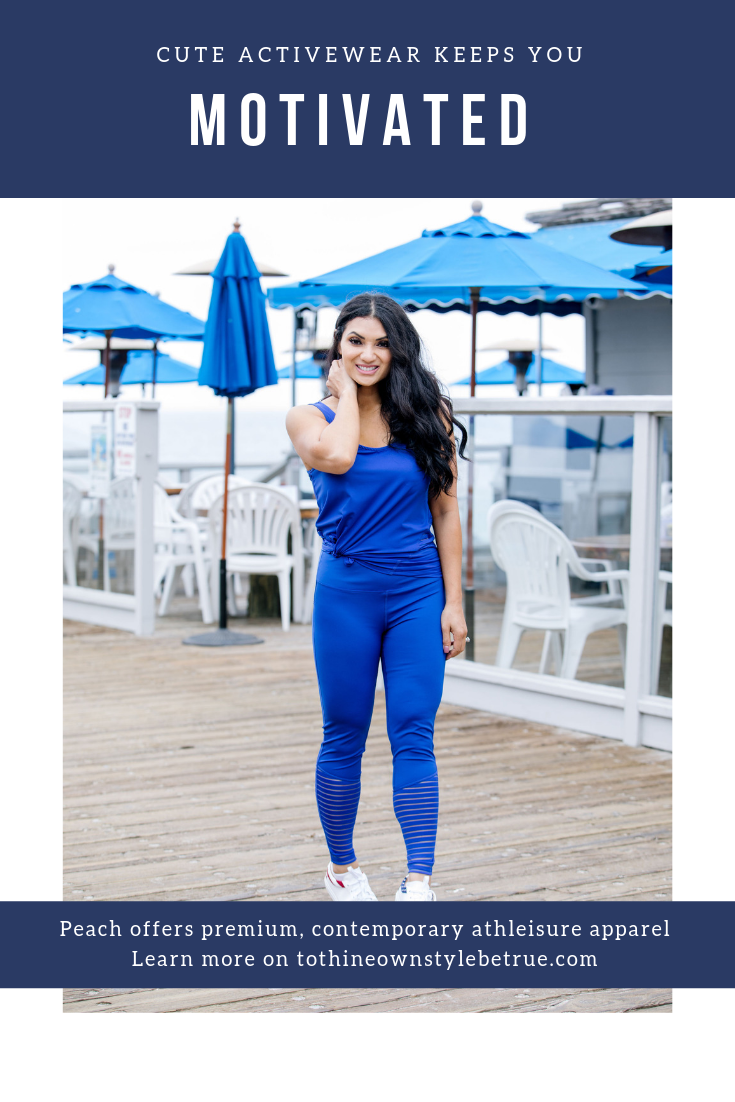 Who would have thought cute active wear will help you stay motivated when it comes to working out. Orange County Blogger Debbie Savage is sharing how to stay motivated and stylish at the same time here!