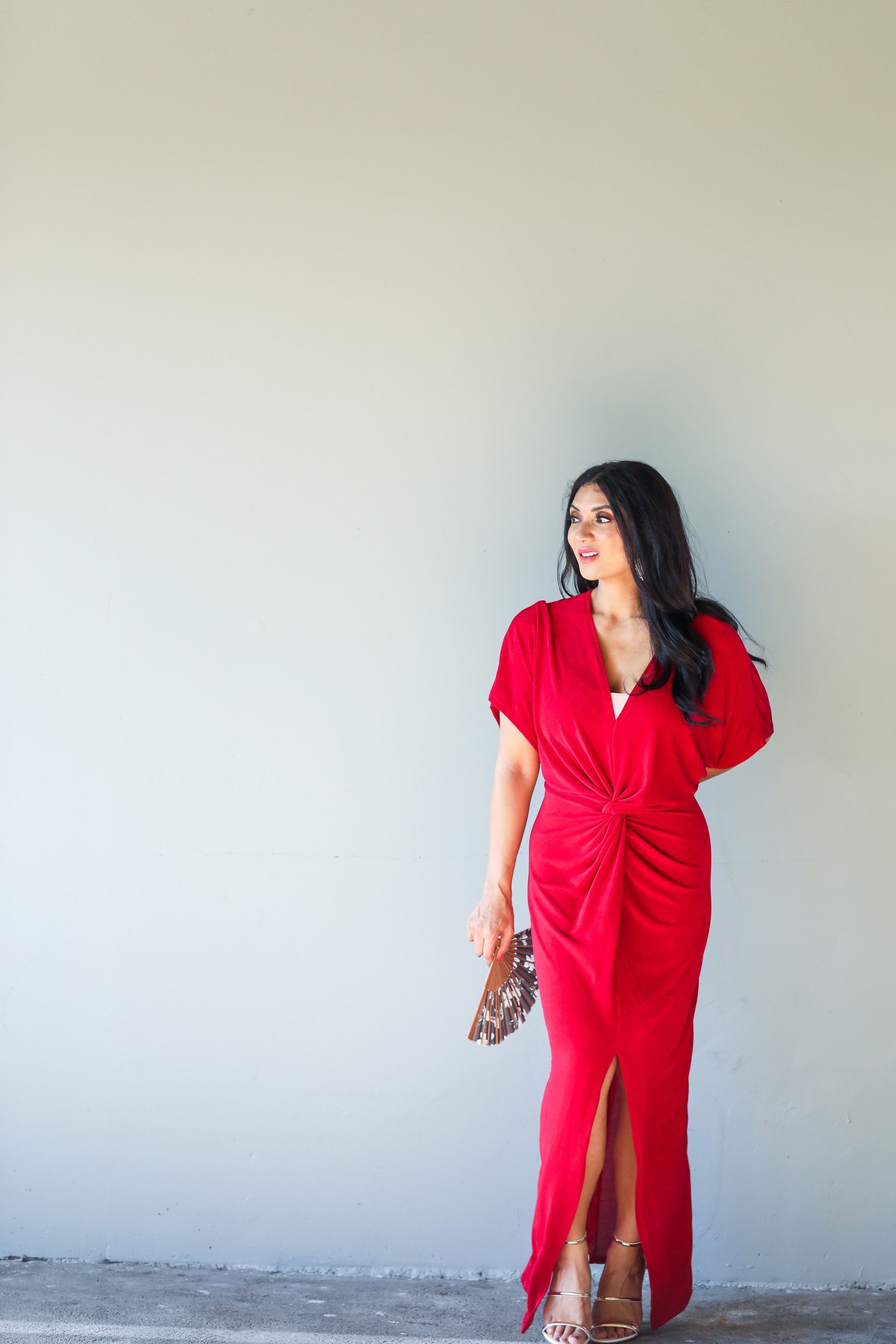 The Only Dress You Need on Amazon [Fashion] - Red Maxi Dress - Found It On Amazon