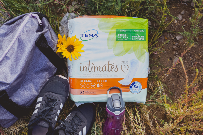 My Tips for Managing Leaks And Still Get a Good Workout with Tena Bladder Protection Pads from Walgreens