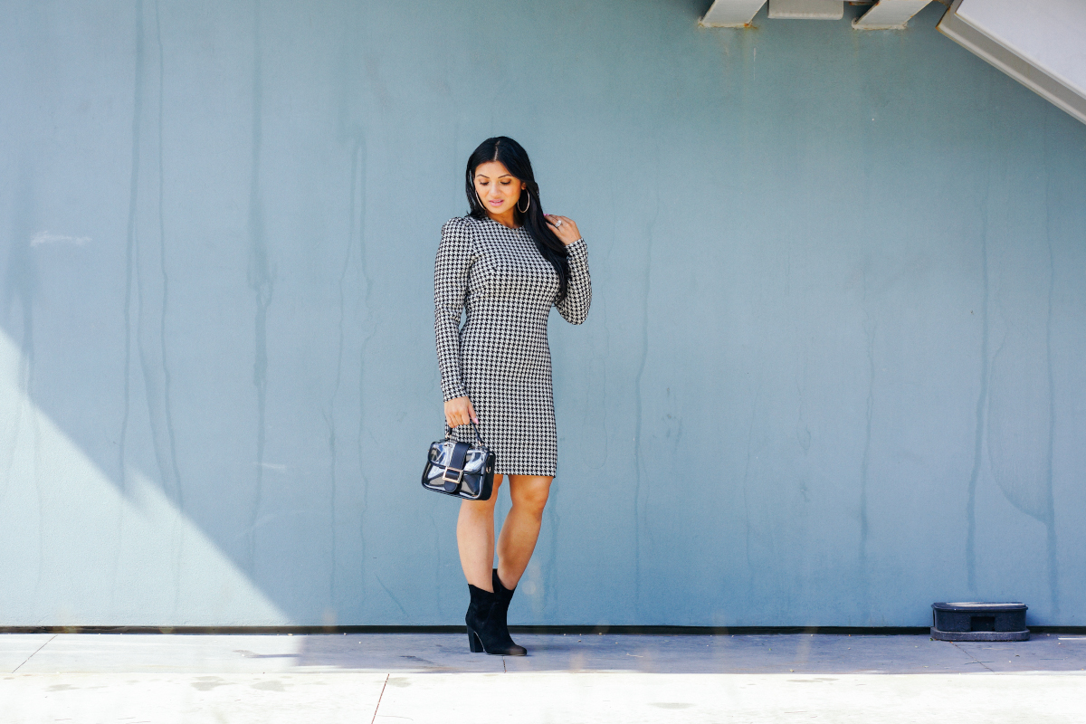 The Who What Wear Collection is stunning, curious how to style it? Orange County blogger Debbie Savage is sharing the Who What Wear Collection here!